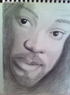 Portrait Will Smith