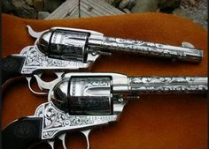 Ruger Vaqueros Girly I know but I can't help but really like em