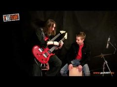 "This is special guitar and cajon version ""Sweet child o'mine"" .Slash is my favourite guitar player.Guns'n'roses RULEZ !!! Miki Toczko ( my son ) plays cajon. Video is made by Piotr Kasierski."