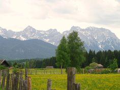 Biking - Garmisch Partenkirchen - Sommer 2009 #mountainbike #biken #garmisch partenkirchen