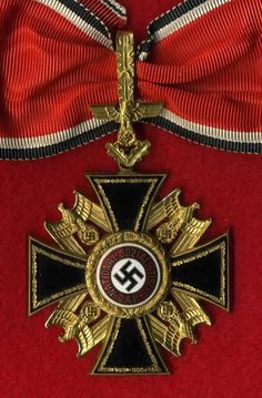 German Order--2nd Class Neck Order
