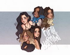 Fifth Harmony by itslopez on deviantART