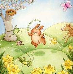 childrens book illustration whimsical - Google Search