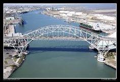 Harbor Bridge, Corpus Christi, TX