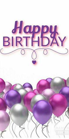 Happy Birthday Best Wishes, Happy Birthday Woman, Happy Birthday Photos, Happy Birthday Greetings, Special Birthday, Birthday Fun, Birthday Cards, Birthday Gifs, Birthday Shots