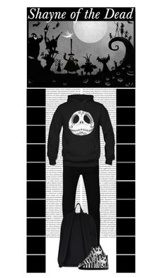 """""""Shayne of the Dead (29)"""" by irresistible-livingdeadgirl ❤ liked on Polyvore featuring Gucci, Iron Fist, emo, menswear, jackskellington, Thenightmarebeforechristmas and shayneofthedead"""