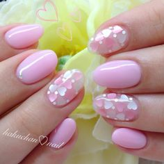 The advantage of the gel is that it allows you to enjoy your French manicure for a long time. There are four different ways to make a French manicure on gel nails. Pink Nail Art, Cute Acrylic Nails, Cute Nails, Diy Nails, Manicure, Confetti Nails, Nagellack Trends, Trendy Nail Art, Perfect Nails