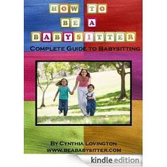 How To Be A Babysitter | Complete Guide To Babysitting Babysitting, Baseball Cards
