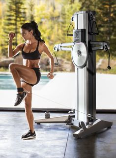 There are 130 hiit workouts included with the Fusion CST. With the adjustable resistance settings, you can add the intensity to each workout. Fitness Workout For Women, Fitness Tips, Health Fitness, Gym Workouts, At Home Workouts, Fitness Photoshoot, Fitness Motivation Pictures, Physical Fitness, Zumba