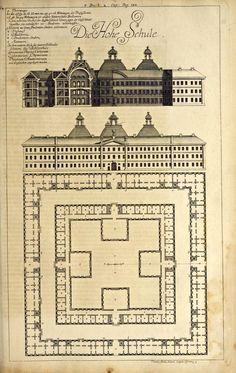 Design for a University Building