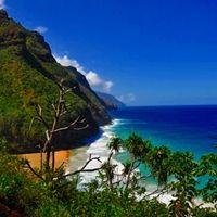NaPali Coast, Kauai, Hawaii. You can see why they call it the Garden Island.