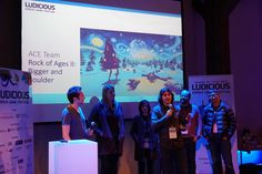 Rock of Ages 2 wins the Nordic Game Discovery Contest at Ludicious 2018, Zürich! We are honored! See you at Sweden later this year! :)    #ACETeam #AtlusUSA #Atlus #AtlusGames #Gaming #VideoGames #VideoGame #GameDev #GameDevelopment #IndieDev #IndieGame #IndieGames #PCGame #PCGames #PlayStation4 #PS4 #XboxOne #Steam #TowerDefense #Racing #RacingGame #RoA2 #UnrealEngine #UnrealEngine4 #UE4 #Ludicious #Ludicious18