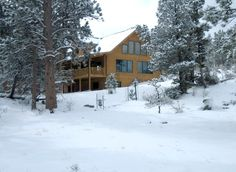 Moose Mountain Log Cabin - February 28 to March 04, 2014 - Can't wait!