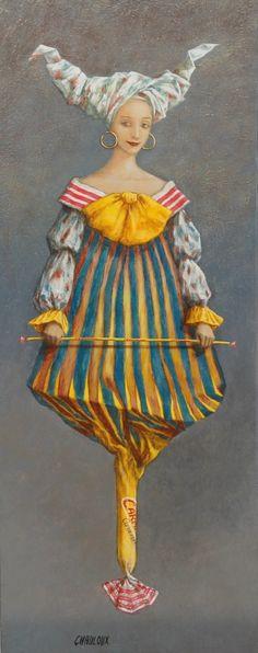 Catherine Chauloux   ~  Lady Caramel