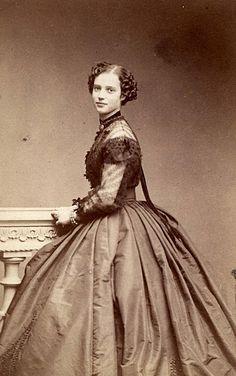 Princess Dagmar. Copenhagen. 1864