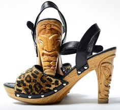 Tiki shoes