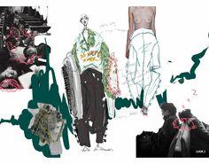 New fashion sketches illustration mixed media Ideas - Mise En Page Portfolio Mode, Mode Portfolio Layout, Fashion Portfolio Layout, Fashion Design Sketchbook, Portfolio Design, Illustration Mode, Fashion Illustration Sketches, Fashion Sketches, Dress Sketches