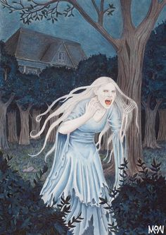Remember seeing Darby O'Gill and the Little People when you were a kid?  Betcha you remember the banshee more than the little people, don't you?