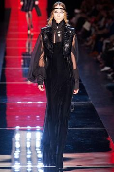 Jean Paul Gaultier Fall 2012 Couture Collection - Fashion on TheCut