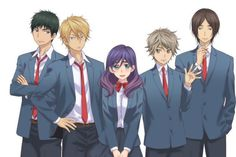 'Kiss Him, Not Me' Anime Theme Performers Revealed