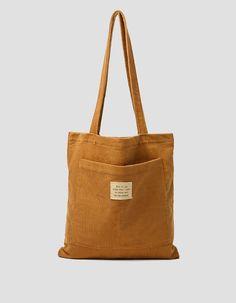 e7db34ae40c5 Corduroy tote bag - Bags and backpacks