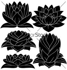 Google Image Result for http://www.vectorstock.com/i/composite/17,22/lotus-flower-vector-441722.jpg