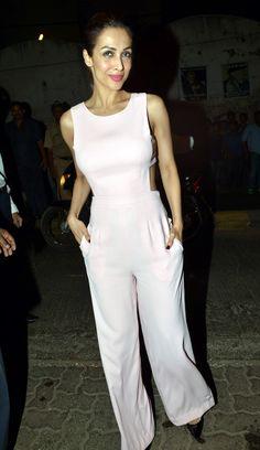 9d8ca19dd0fa3 Malaika Arora Khan at Deepika Padukone s success bash for  Piku .  Bollywood