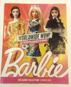 The Barbie Collection SUMMER 2014