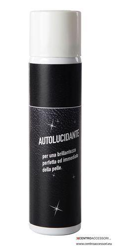 Autolucidante. Self-polish spray. #CentroAccessori