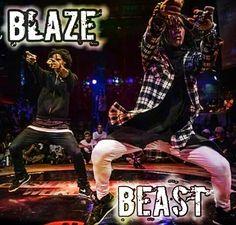 MY Edit of Les Twins Larry Bourgeois Ca Blaze Laurent Bourgeois Lil Beast