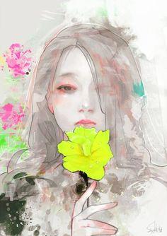 Tokyo Ghoul || Ishida Sui || Rize Kamishiro