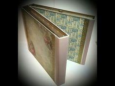 Tutorial 1/4 Peter Rabbit Folio Mini Album (DT Vectoria designs )