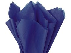 Dark Navy Blue Tissue Paper 48 Sheets - 20x26 ** Check this awesome product by going to the link at the image.
