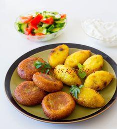 Irakisk potatis kubba - ZEINAS KITCHEN