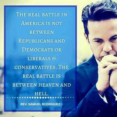 Samuel Rodriguez quote | christian quote