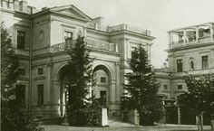 Mikhailovka Palace in the 1890s