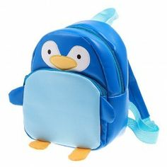 Mochila de pingüino http://pekaypeke.com/es/mochilas-y-trolleys/43-mochila-de-pinguino.html