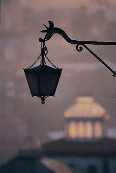 Pormenor Candeeiro / Lamp Detail by visitporto, via Flickr