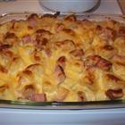 Leftover Ham -n- Potato Casserole Recipe