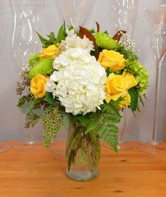 Large Vase Arrangement for the home or office