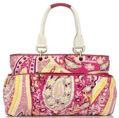 Juicy Couture Baby bag, great with jeans... or anything!