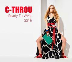 C-THROU   Editorial – Campaign Spring Summer 16