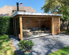Backyard Pergola, Diy Patio, Covered Patio Plans, Küchen Design, House Design, Modern Pergola Designs, Pole Barn Homes, Outdoor Living, Outdoor Decor