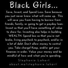 Black Girl Quotes. Empowering, inspiring, and positive quotes or black girls and black women. #Quotes #Sayings #BlackGirls #BlackWomen #AfricanAmerican #Empowerment #Empowering