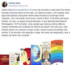 Liliane Dias Books, Early Childhood, Short Stories, Reading, Words, Art