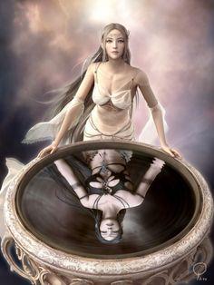 Shaiya - Goddesses Raina and Etaine