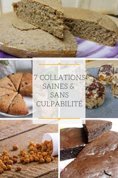 7 collations saines & sans culpabilité - 10 Healthy Desserts—and They're Tasty, Too Zucchini Muffins, Zucchini Bread Muffins, Gluten Free Zucchini Bread, Chocolate Zucchini Bread, Healthy Muffins, Vegan Zucchini Recipes, Healthy Bread Recipes, Baking Recipes, Dessert Recipes