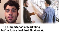 The Importance of Marketing In Our Lives (Not Just Business) How important is Marketing? So as many of you know Marketing is my life. It's not just my profession. I truly believe in it and its importance in not just our careers but our lives.