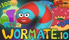 The wormateio is one of the most adventurous games in . When we play any unblocked worms game, wormate.io stands at the top position. Free Game Sites, Free Games, Play Online, Online Games, Slitherio Game, Snake Game, Play Snake, Dragon City, Video Games For Kids