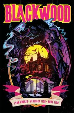 Booktopia has Blackwood by Evan Dorkin. Buy a discounted Paperback of Blackwood online from Australia's leading online bookstore. Horror Comics, A Comics, Space Ghost, Horse Books, Live Wire, Penguin Random House, American Comics, Animation Series, Dark Horse